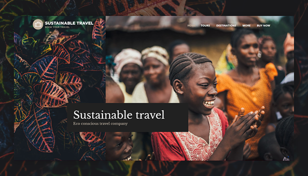 byt sustainable travel - Book Your Travel - Online Booking WordPress Theme