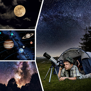 c542dd3a 3773 48c2 9e8e 528d6d271b0c.  CR0,0,300,300 PT0 SX300 V1    - Telescope Star Finder with Tripod F36050 HD Zoom Monocular Space Astronomical Spotting Scope for Kids and Beginner (Small)