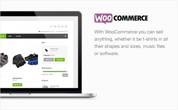 centum woocommerce - Centum - Responsive WordPress Theme