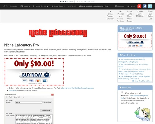 danpowers x400 thumb - Niche Laboratory Pro: Niche Research Software For Professional Bloggers