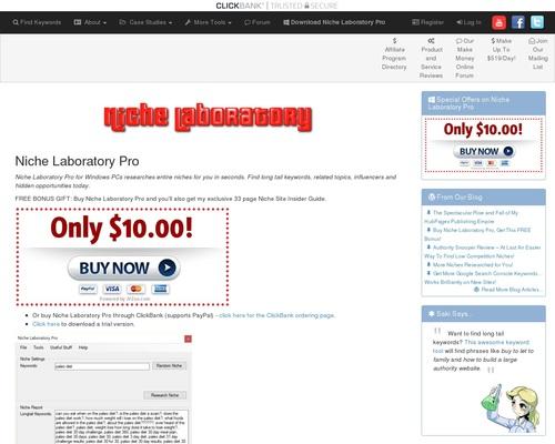 danpowers x400 thumb - Niche Laboratory Pro: Niche Research Software For Professional Bloggers