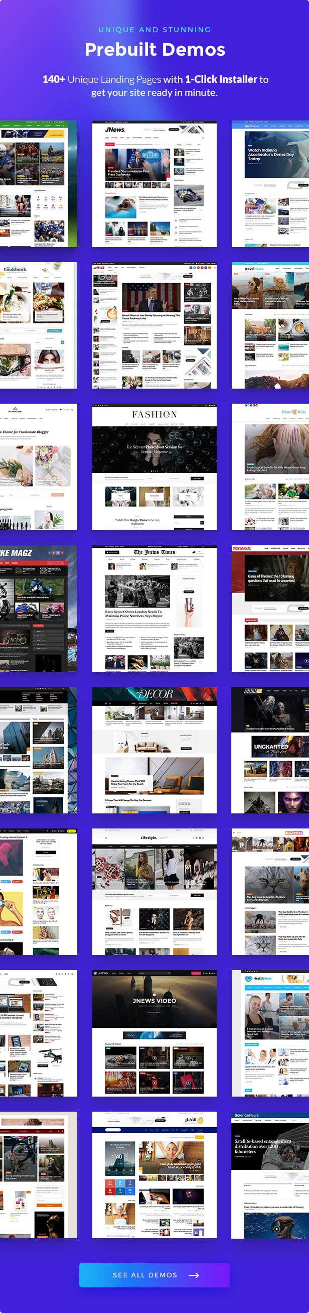 demo - JNews - WordPress Newspaper Magazine Blog AMP Theme