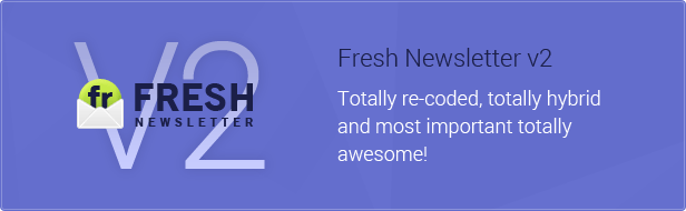 description 1 - Fresh Newsletter - Hybrid Email Template + Access to Gifky Layout Builder