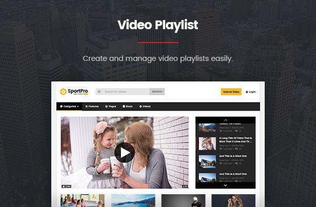 f 4 - VideoPro - Video WordPress Theme
