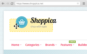 feature header builder - Shoppica – Premium OpenCart Theme