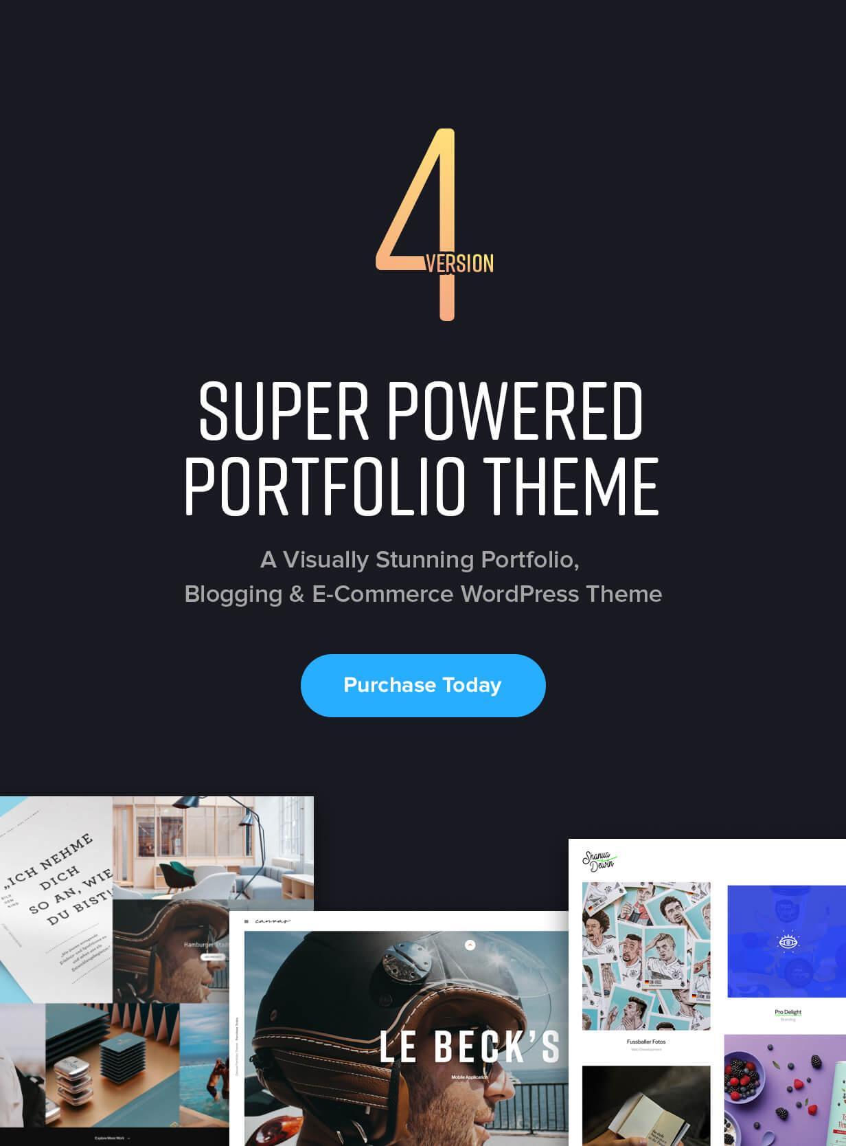 features 001 - Notio - Creative Portfolio WordPress Theme