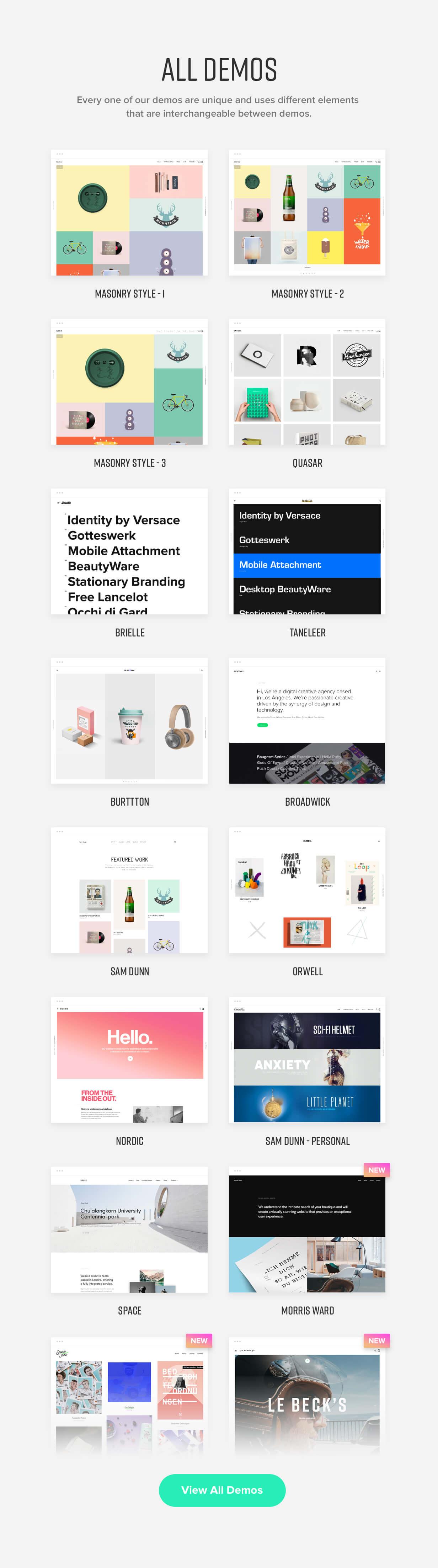 features 006 - Notio - Creative Portfolio WordPress Theme