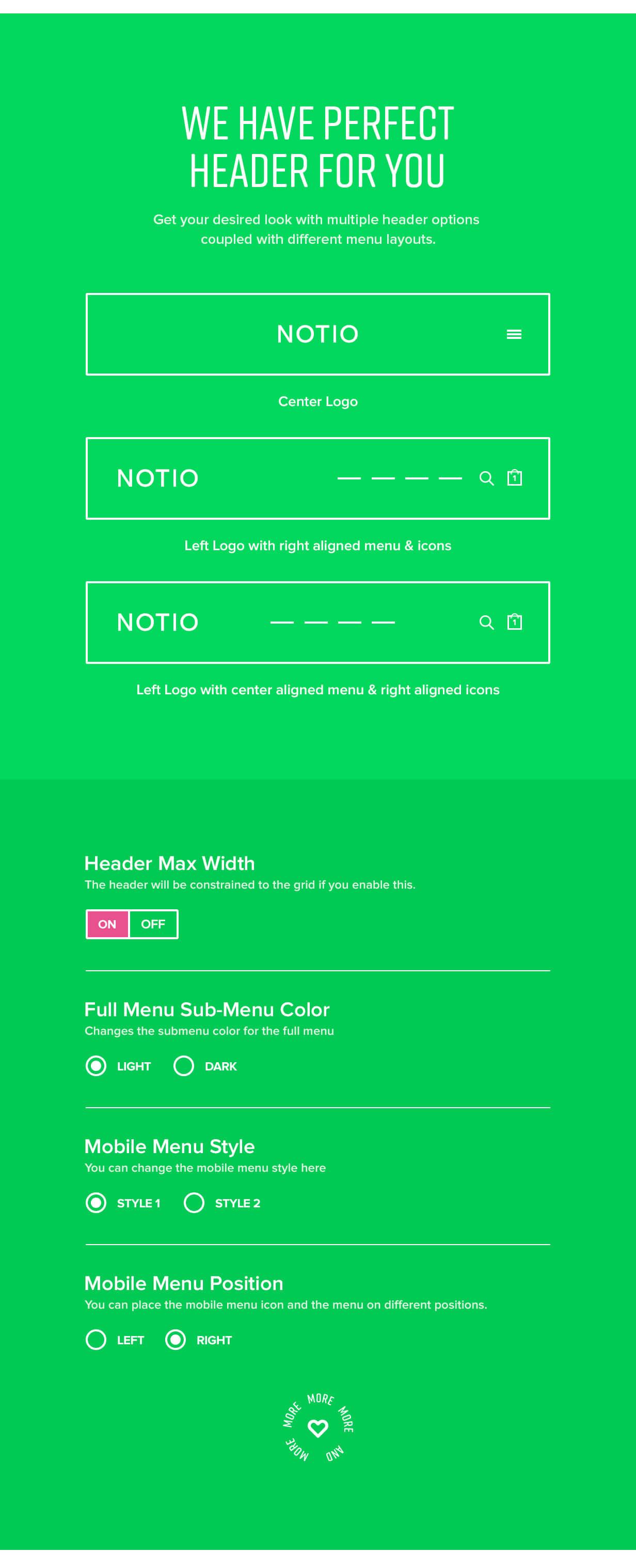 features 013 - Notio - Creative Portfolio WordPress Theme