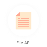 file api - Nectar - Mobile Web App Kit