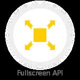 fullscreen api - Nectar - Mobile Web App Kit
