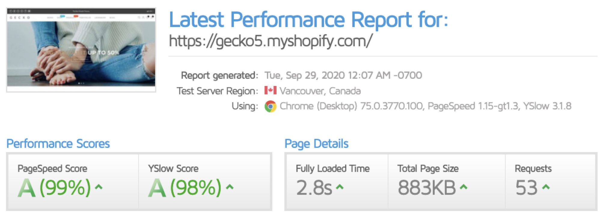 gecko speed - Gecko 5.0 - Responsive Shopify Theme - RTL support