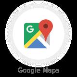 google maps - Nectar - Mobile Web App Kit
