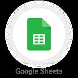 google sheets - Nectar - Mobile Web App Kit