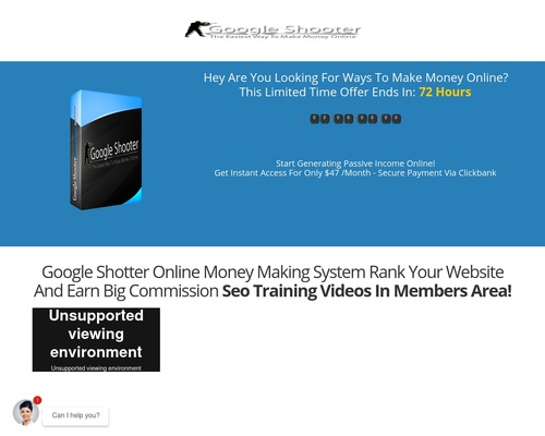 gshooter x400 thumb - Google Shooter Google Shooter - How To Make Money Online - How To Make Money Online Fast - Easiest Way To Make Money - Google Shooter, Google Snipper Money Making System - Learn How To Make Passive Income From Home