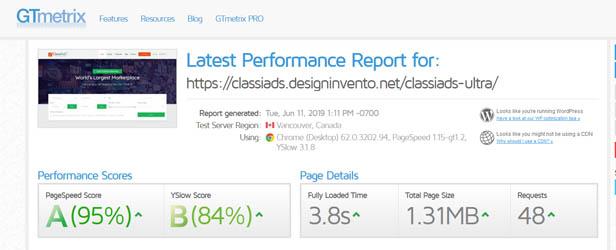 gtm - Classiads - Classified Ads WordPress Theme