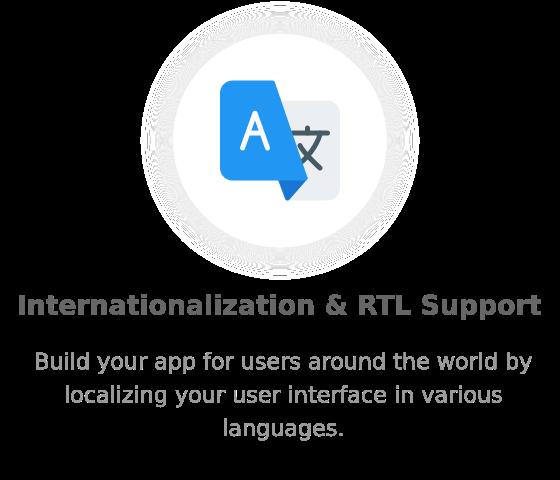 i18n rtl - Nectar - Mobile Web App Kit