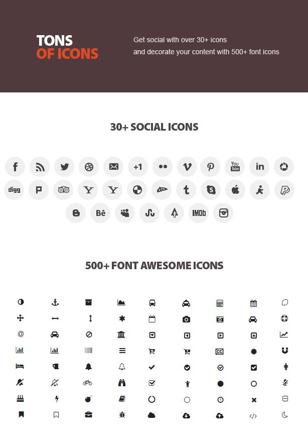 icons - ChurcHope - Responsive WordPress Theme