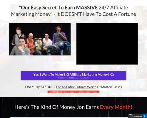 jonnywebes x400 thumb - 7Figure Super Affiliate Training System