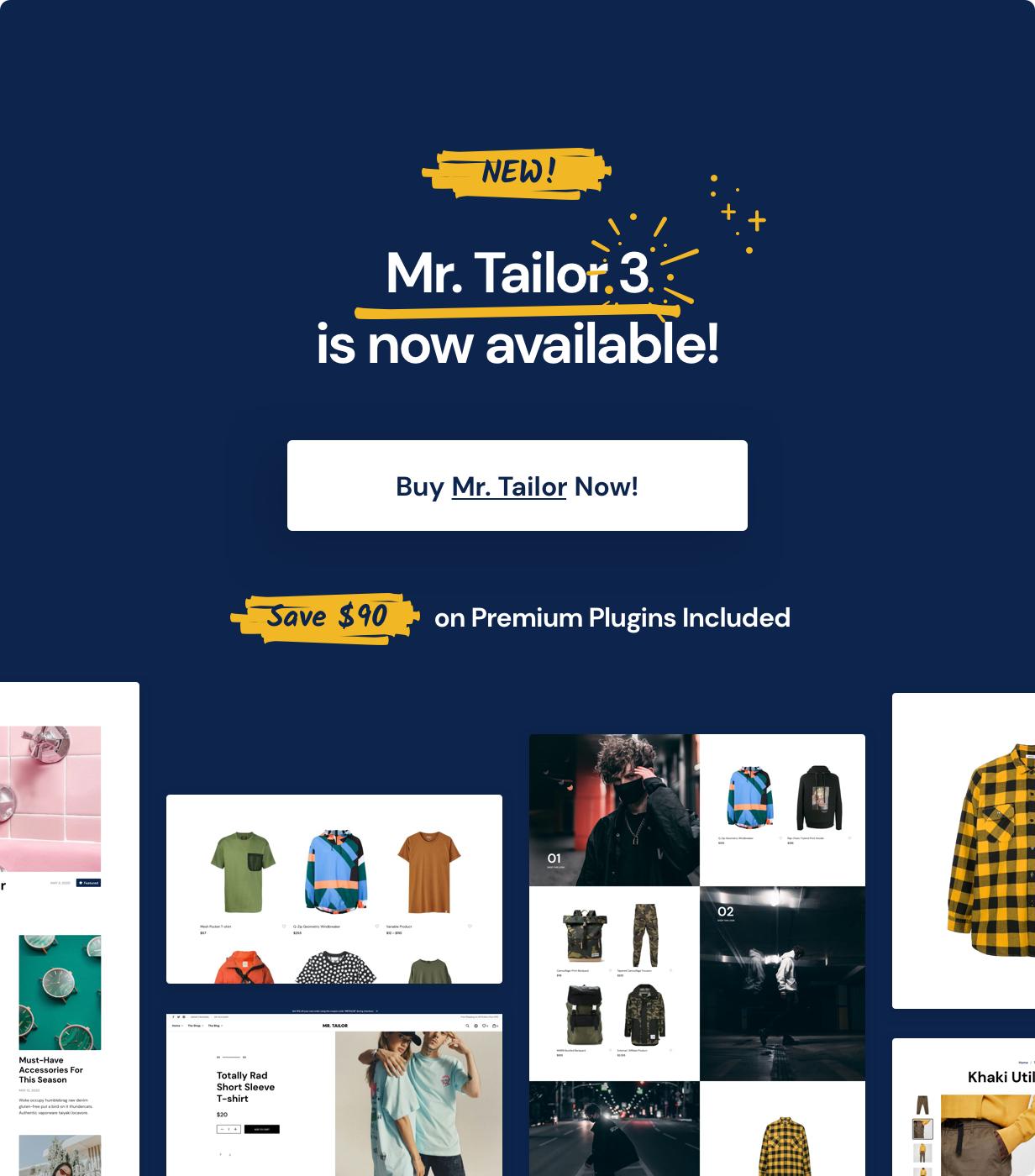 main cta - Mr. Tailor - eCommerce WordPress Theme for WooCommerce