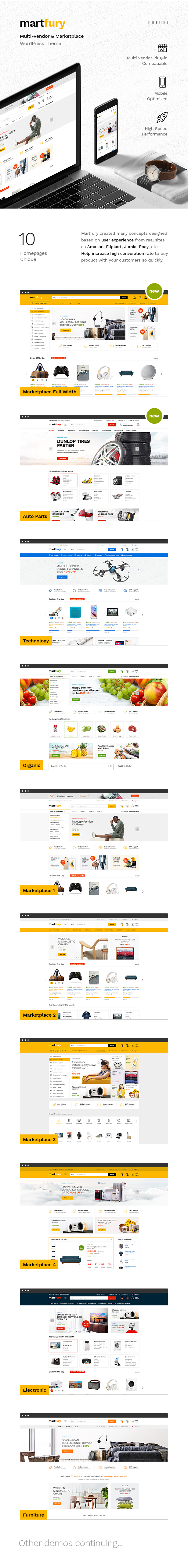 martfury wp 010 - Martfury - WooCommerce Marketplace WordPress Theme