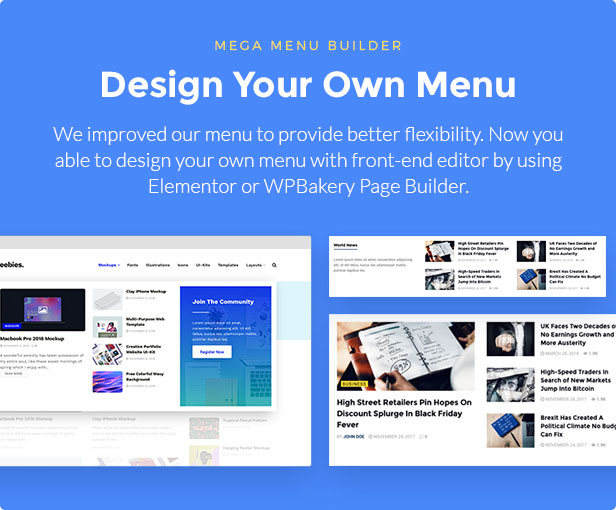 menubuilder - JNews - WordPress Newspaper Magazine Blog AMP Theme