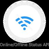 online offline status api - Nectar - Mobile Web App Kit