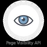 page visibility api - Nectar - Mobile Web App Kit