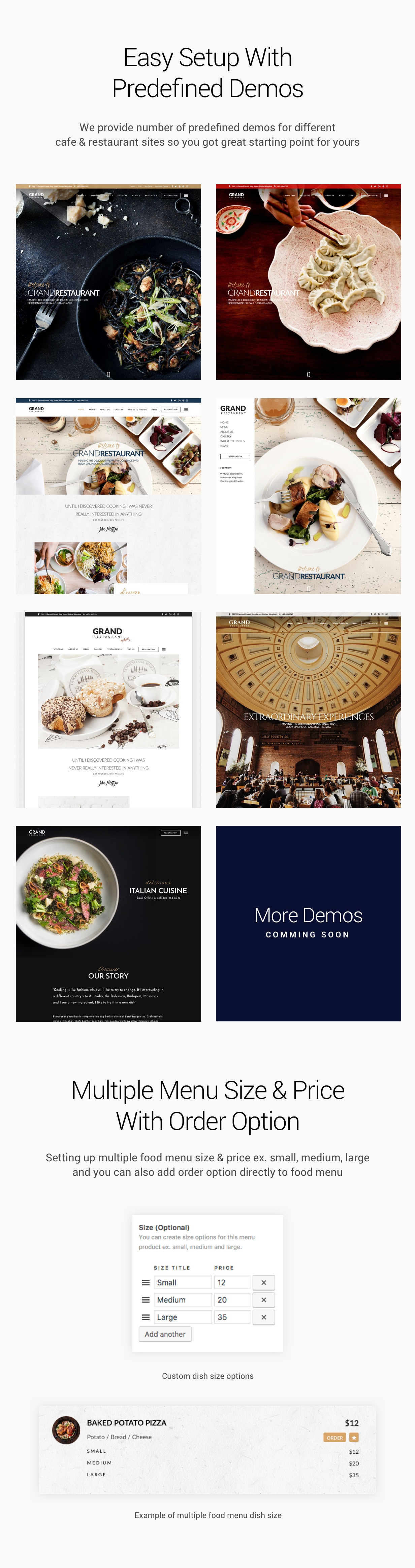 part2 4 - Grand Restaurant WordPress