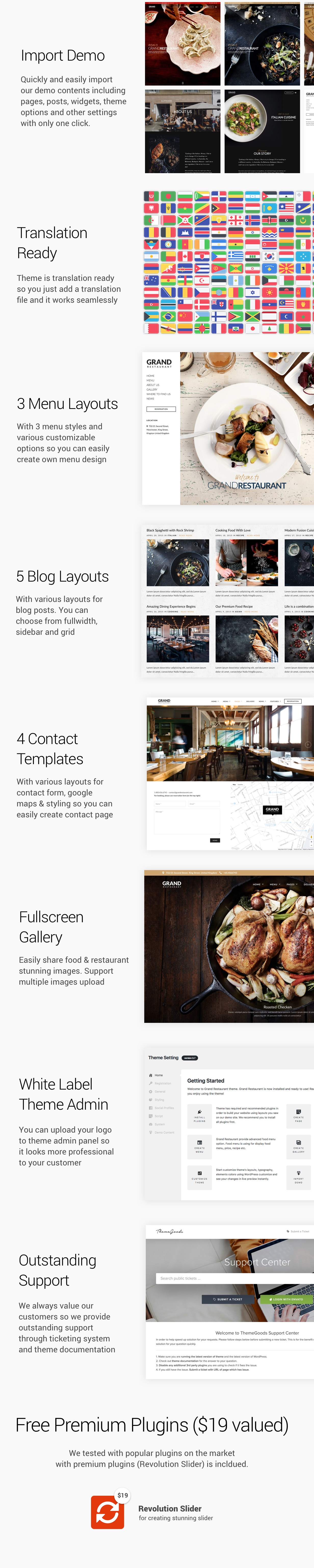 part5 - Grand Restaurant WordPress