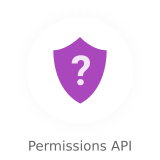 permissions api - Nectar - Mobile Web App Kit