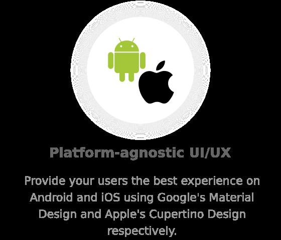 platform agnostic - Nectar - Mobile Web App Kit
