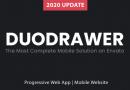 DuoDrawer Mobile Kit