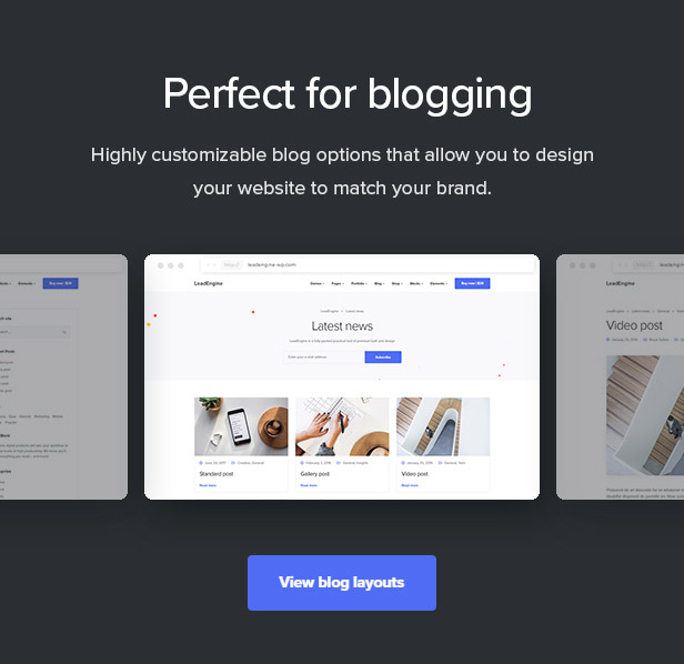 promo10 - LeadEngine - Multi-Purpose WordPress Theme with Page Builder