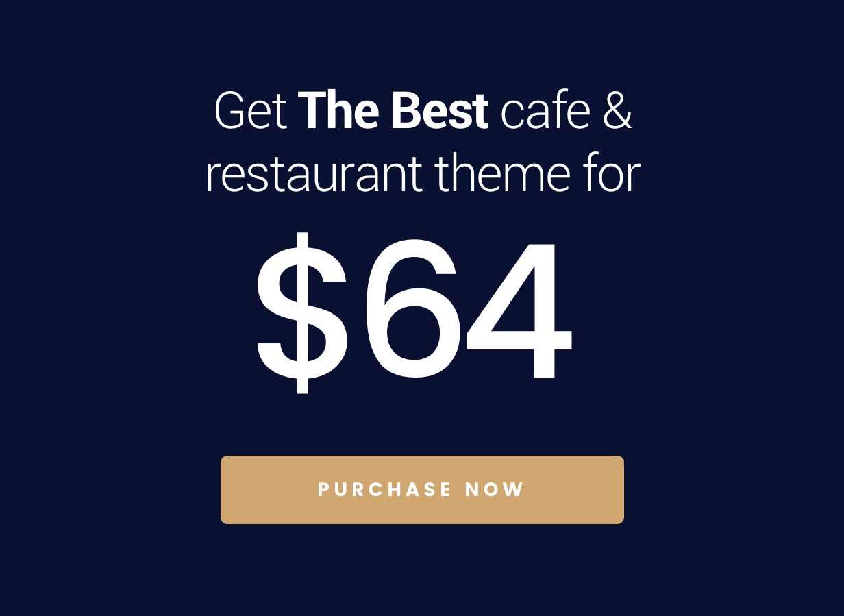 purchase - Grand Restaurant WordPress