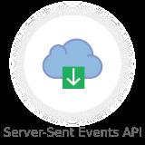 server sent events api - Nectar - Mobile Web App Kit