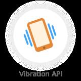 vibration api - Nectar - Mobile Web App Kit