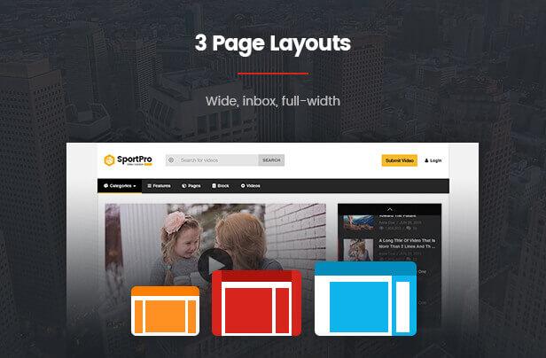 videopro feature 114  - VideoPro - Video WordPress Theme