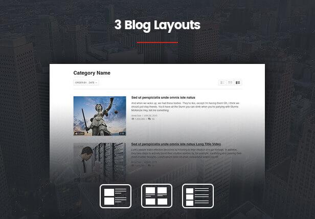 videopro feature 115  - VideoPro - Video WordPress Theme