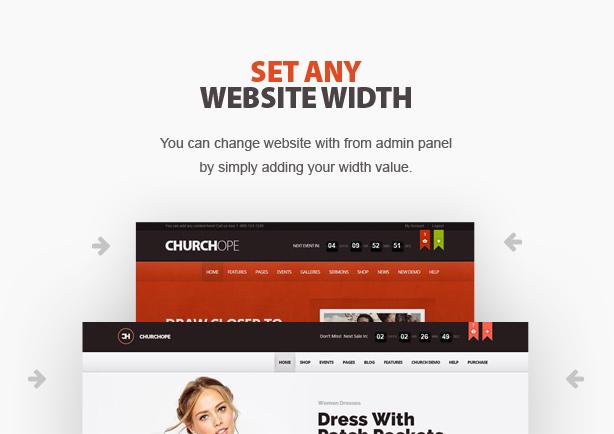 width - ChurcHope - Responsive WordPress Theme