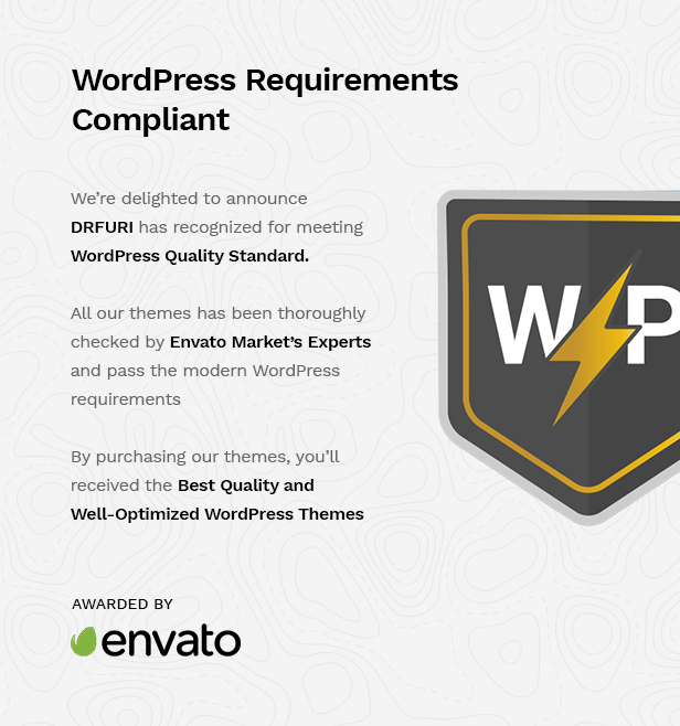 wp requeriments compliant - Martfury - WooCommerce Marketplace WordPress Theme