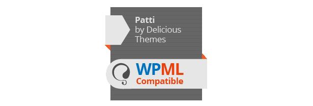 wpml compatible - Patti - Parallax One Page WordPress Theme