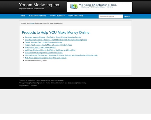 yenommrktg x400 thumb - Products To Help You Make Money Online