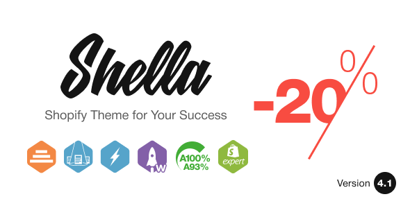 01 preview.  large preview - Shella - Multipurpose Shopify theme, fastest with the banner builder