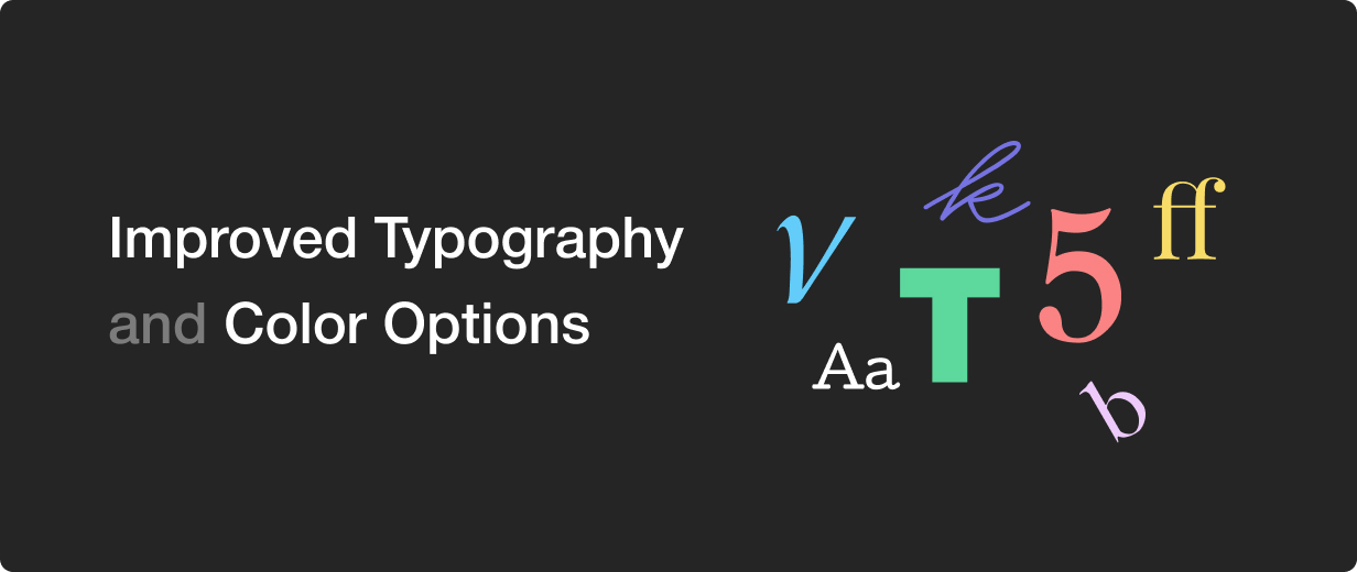 12 3 typography - Shella - Multipurpose Shopify theme, fastest with the banner builder