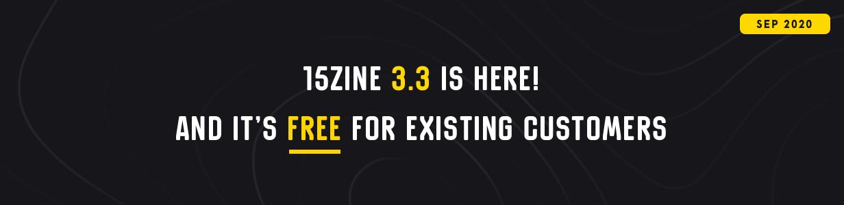 15zine 33 - 15Zine - HD Magazine / Newspaper WordPress Theme