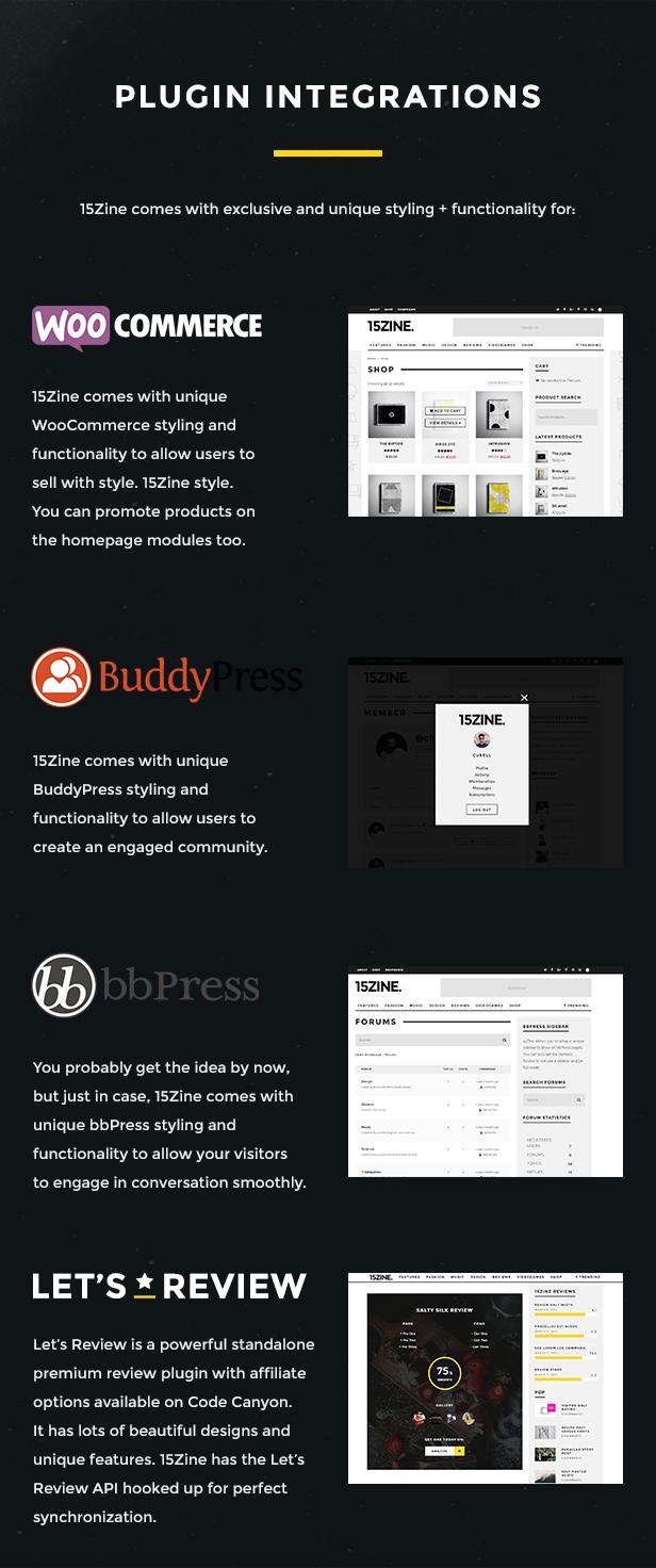 15zine v3 pre 11 - 15Zine - HD Magazine / Newspaper WordPress Theme