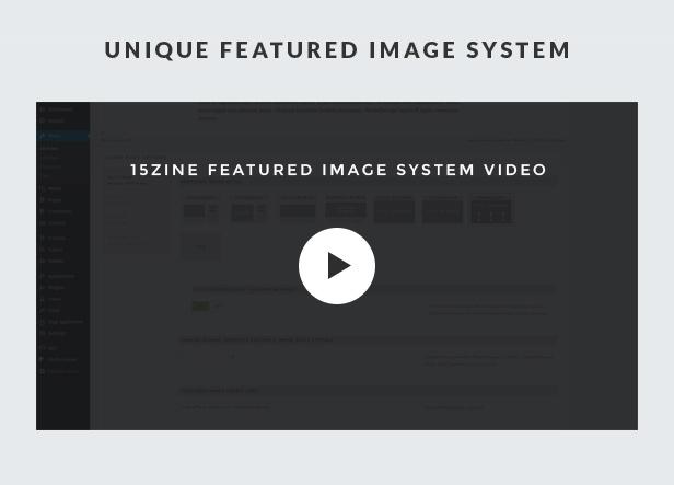 15zine wordpress magazine f - 15Zine - HD Magazine / Newspaper WordPress Theme