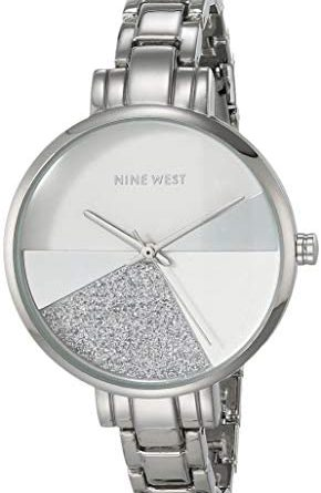 1604295322 41LDmZ7nM1L. AC  290x445 - Nine West Women's Bracelet Watch