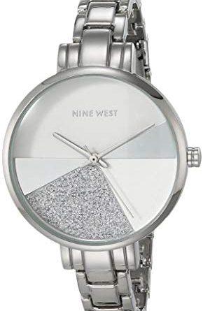 1604295322 41LDmZ7nM1L. AC  290x445 - Nine West Women's Bracelet Watch
