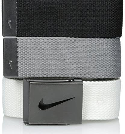 1604646400 51ZXNN KDAL. AC  415x445 - Nike Men's 3 Pack Golf Web Belt